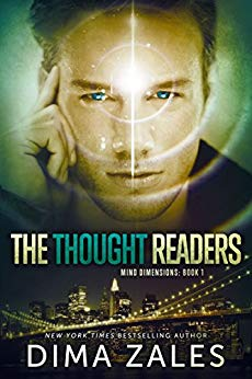 Free: The Thought Readers (Mind Dimensions Book 1)