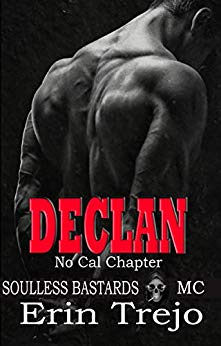 Free: Declan: Soulless Bastards MC No Cal (Book 1)