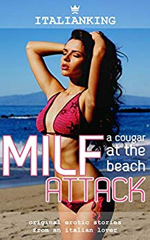 Free: MILF Attack – A Cougar at the Beach