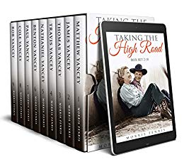 Free: Taking the High Road Box Set (Books 2-10)