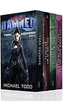Protected by the Damned Boxed Set 1