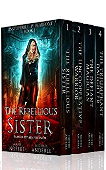 Unstoppable Liv Beaufont Boxed Set One