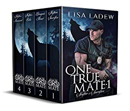 One True Mate Series Bundle (Books 1-4)