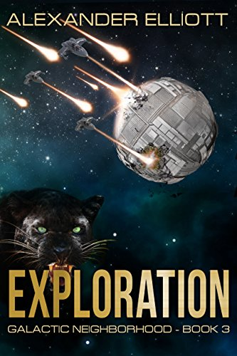 Free: Exploration:  Galactic Neighborhood (Book  3)