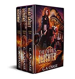Free: The Devil's Daughter, Books 1-3