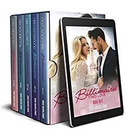 Billionaires Find Love Box Set