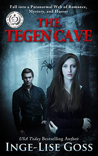 Free: The Tegen Cave: A Captivating Paranormal Story of Romance, Mystery, and Horror (Tegens Book 1)