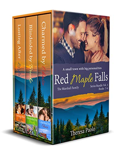 Red Maple Falls Series Bundle (Books 7-9)