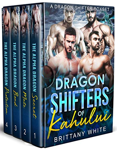 Dragon Shifters of Kahului