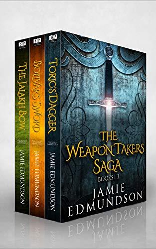 The Weapon Takers Saga (Books 1-3)