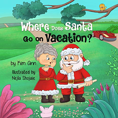 Free: Where Does Santa Go on Vacation?