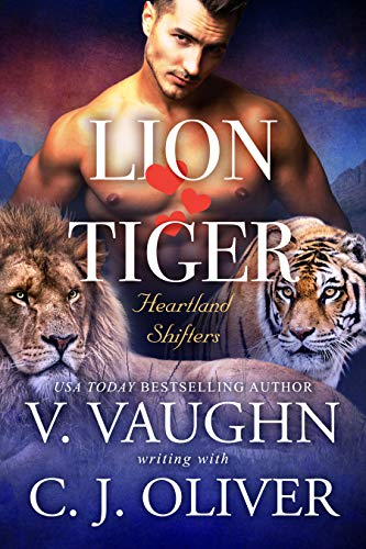 Free: Lion Hearts Tiger (Heartland Shifters, Book 1)