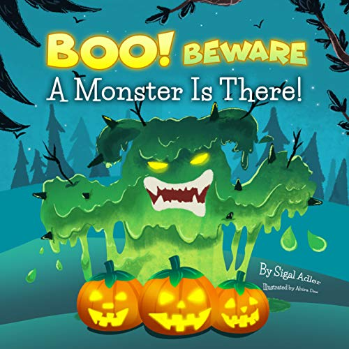 BOO! Beware, a Monster is There!