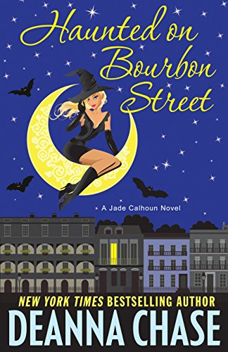 Free: Haunted on Bourbon Street (Jade Calhoun Series, Book 1)
