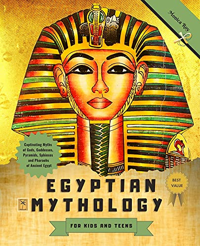 Free: Egyptian Mythology for Kids and Teens