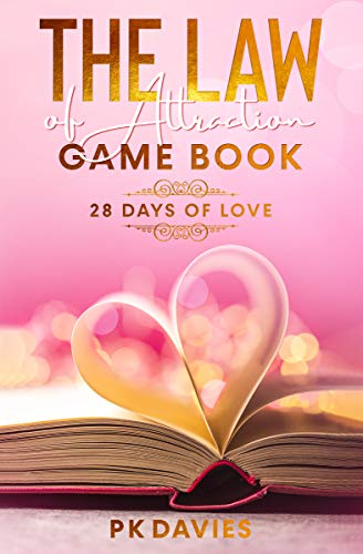 The Law of Attraction Game Book: 28 Days of Love