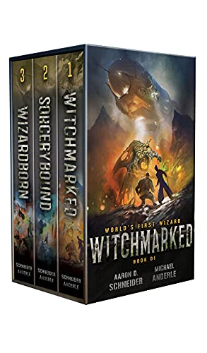 World's First Wizard Complete Series Boxed Set